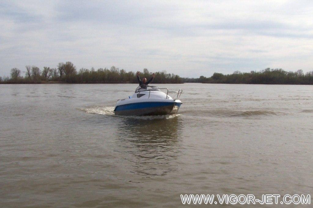 Испытания на реке Бия