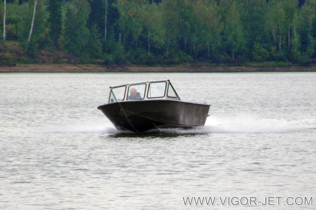 Катер VIGOR 540 (A) Closed Bow в Московской области
