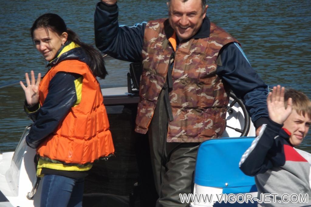 После покатушек на реке Томь