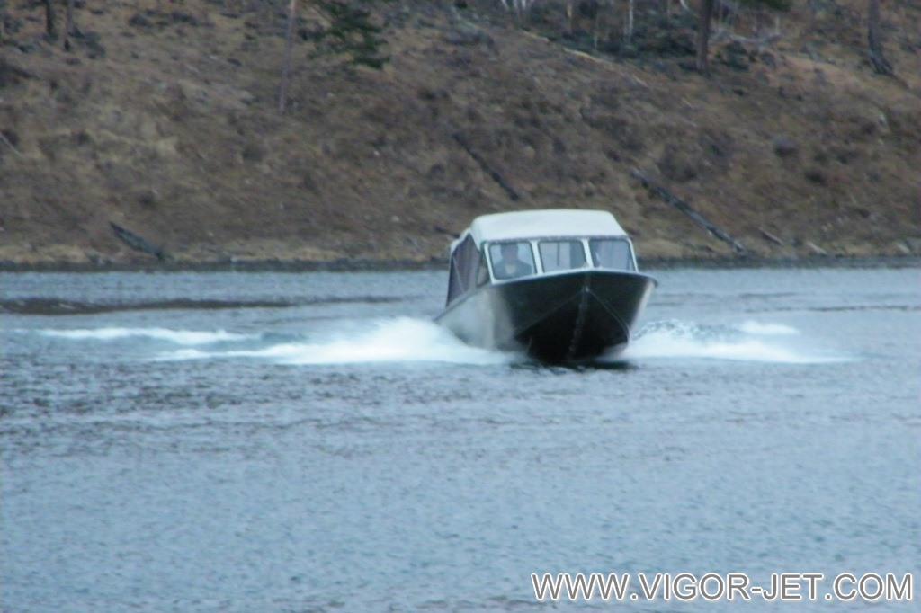 Катер VIGOR 540 (A) Closed Bow в Иркутской области