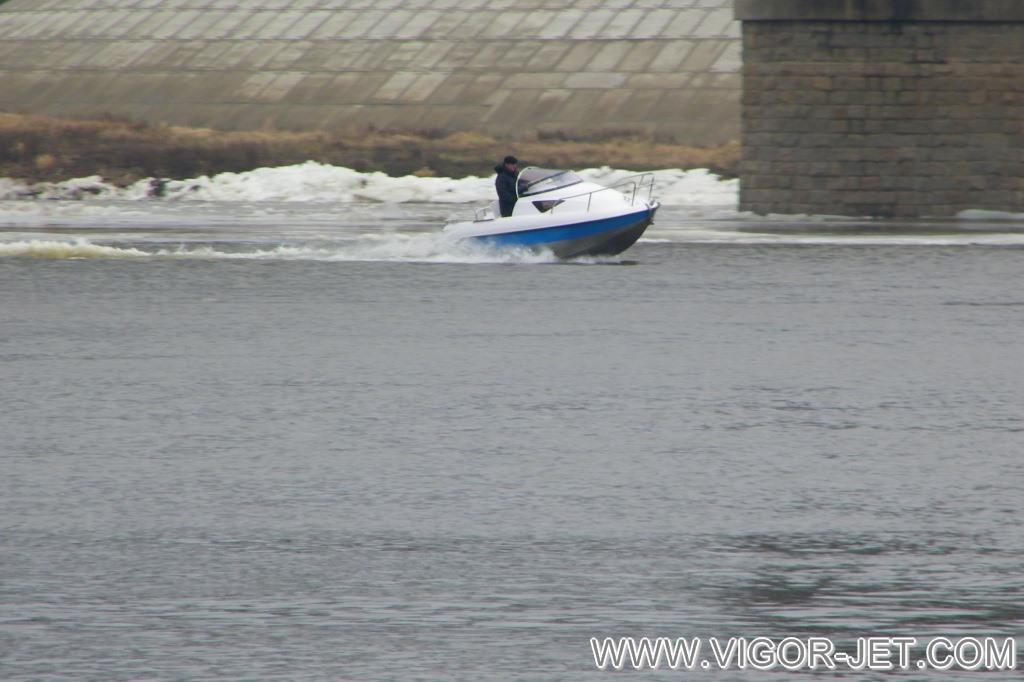 Катер VIGOR 480 (S) Walk Around в Кировской области